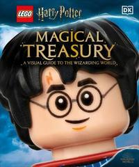 Lego(r) Harry Potter Magical Treasury (Library Edition) by Elizabeth Dowsett image