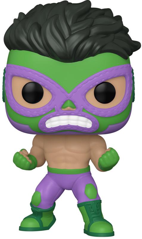 Marvel: El Furioso (Hulk) - Pop! Vinyl Figure