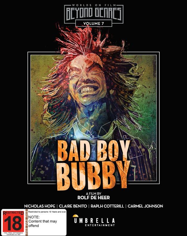 Bad Boy Bubby on Blu-ray