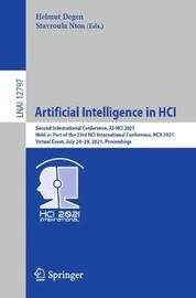 Artificial Intelligence in HCI