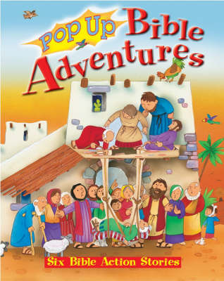 Pop Up Bible Adventures by Gemma Page