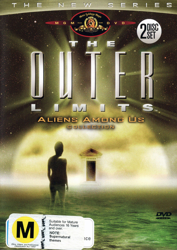 Outer Limits, The: Aliens Among Us Collection (2 Disc) on DVD