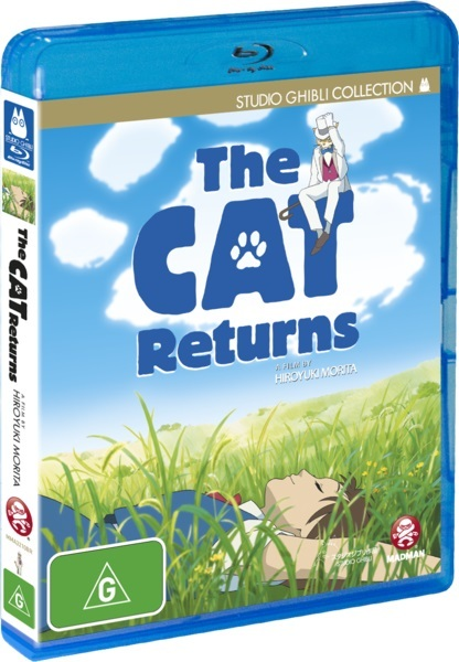The Cat Returns on Blu-ray image