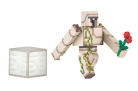 Minecraft Iron Golem With Accessory Figure Series 2