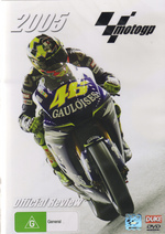 Moto GP Review 2005 on DVD