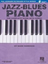 Jazz Blues Piano by Mark Harrison