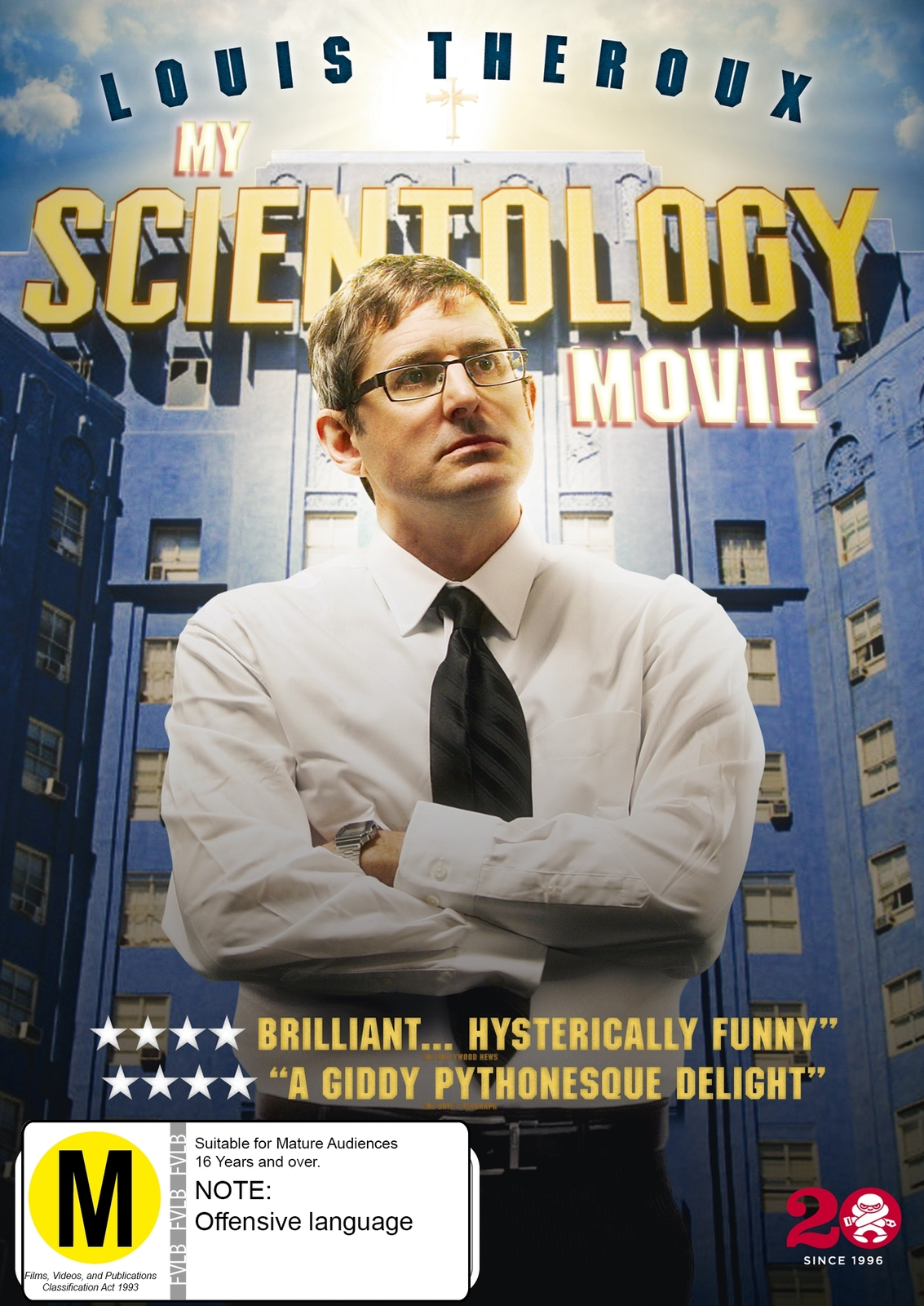 Louis Theroux: My Scientology Movie on DVD image