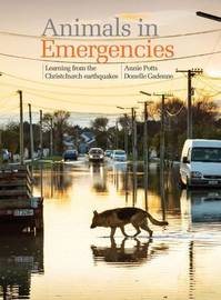 Animals in Emergencies by Annie Potts