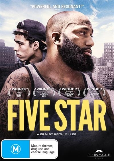 Five Star on DVD
