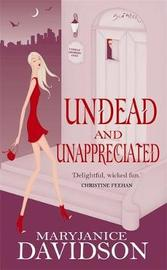 Undead and Unappreciated (Queen Betsy #3) by MaryJanice Davidson image