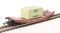 "Hornby: RailRoad Lowmac & Load ""BGP"""