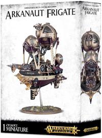 Warhammer Age of Sigmar Kharadron Overlords: Arkanaut Frigate