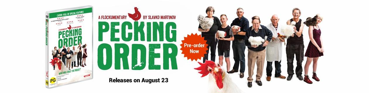 Pecking Order