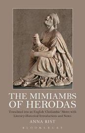 The Mimiambs of Herodas by Anna Rist