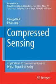 Compressed Sensing by Philipp Walk image
