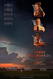 Three Billboards Outside Ebbing, Missouri on Blu-ray