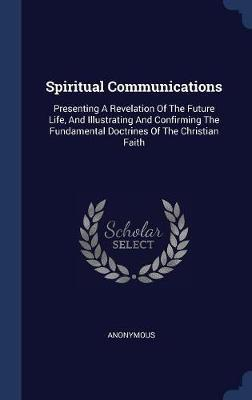 Spiritual Communications by * Anonymous image