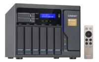 QNAP TVS-882T-I5-16G NAS,6+2+2XM.2 SLOT(DISKLESS),16GB,I5-6500,T-BOLT,GbE(4), 10GbE,TWR,2Y image