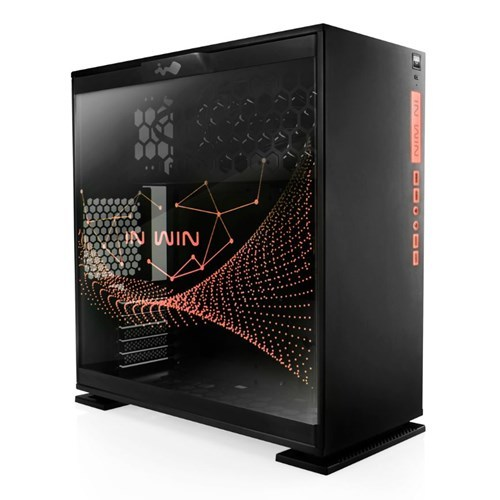 In-Win 303 RGB Mid Tower Case image