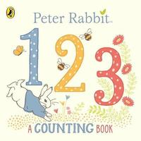 Peter Rabbit 123 by Beatrix Potter image