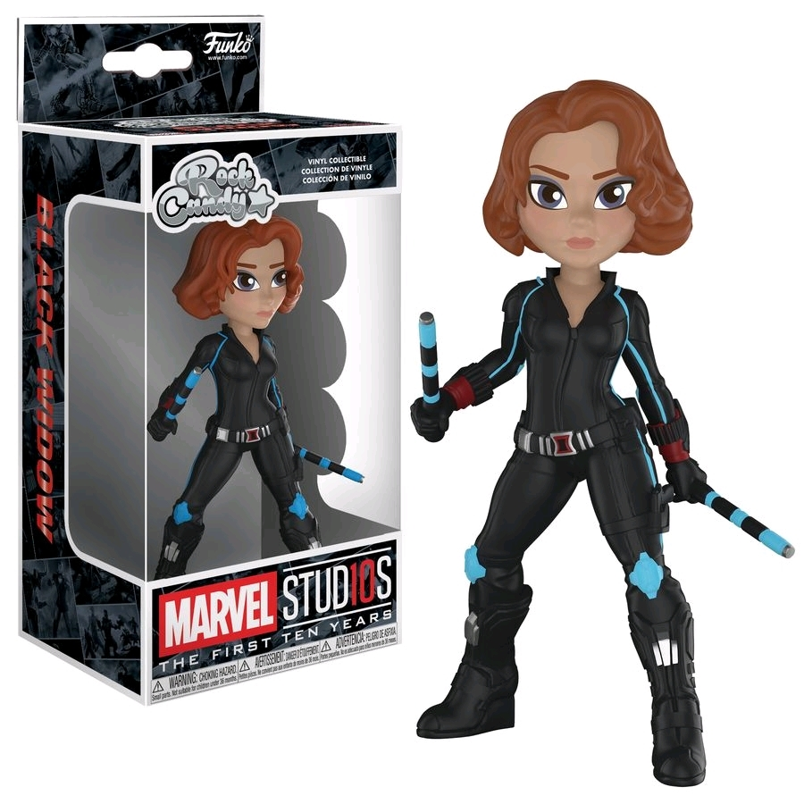 Marvel Studios: Black Widow - Rock Candy Vinyl Figure image