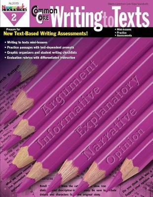 Common Core Practice Writing Grade 2