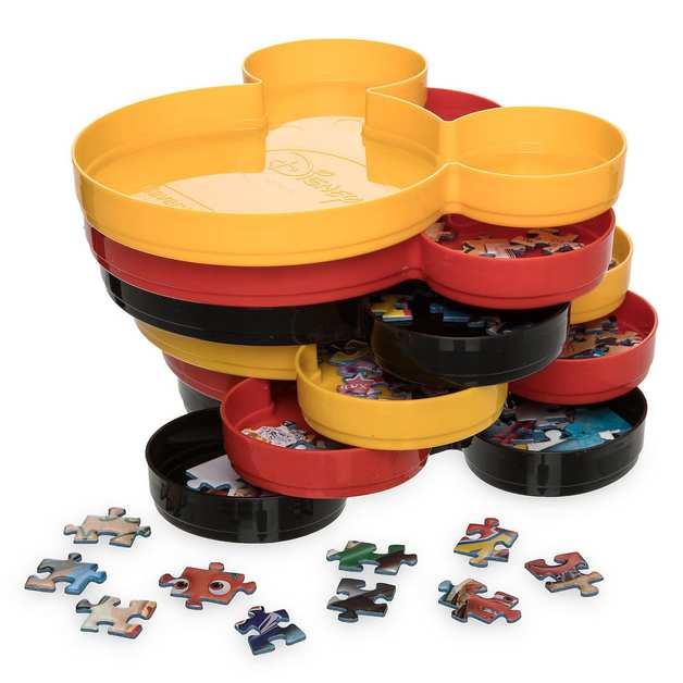 Ravensburger: Mickey's Sort & Go! - Puzzle Sorter