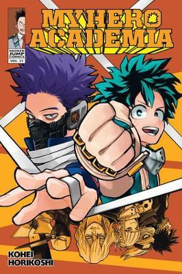 My Hero Academia, Vol. 23 by Kohei Horikoshi