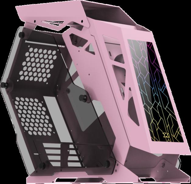 Xigmatek Zeus M Queen Spectrum Edition Mini Tower Case