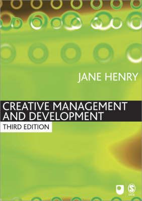 Creative Management and Development image