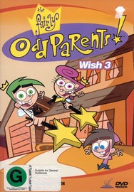 Fairly Odd Parents - Wish 3 on DVD