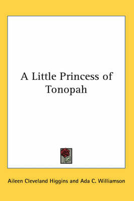 A Little Princess of Tonopah by Aileen Cleveland Higgins image