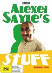 Alexei Sayle's Stuff - Series 2 on DVD