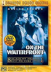 On The Waterfront on DVD