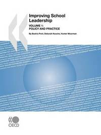 Improving School Leadership by Bernan image