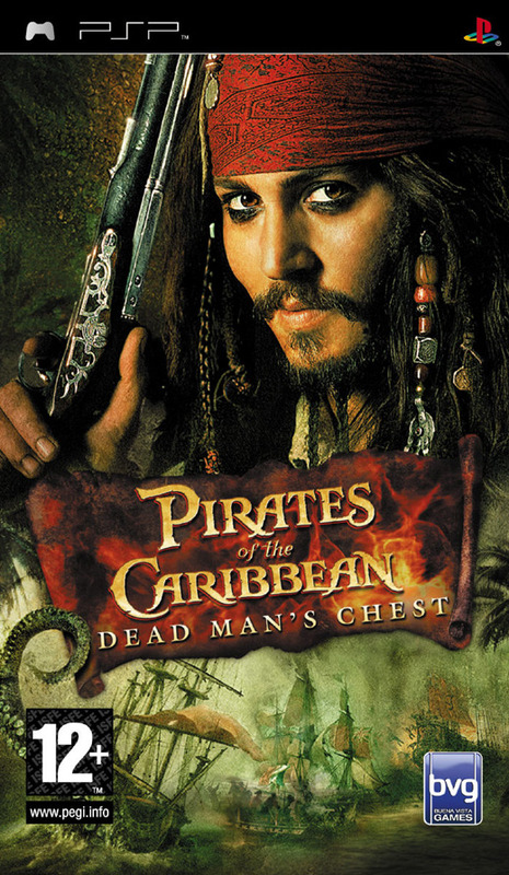 Pirates of the Caribbean: Dead Man's Chest for PSP