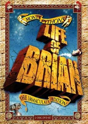 Monty Python's Life Of Brian (1 Disc) on DVD