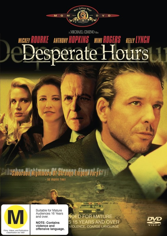 Desperate Hours on DVD