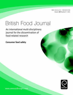 Consumer Food Safety