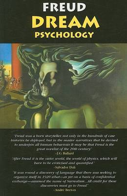 Dream Psychology by Sigmund Freud image