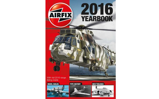 Airfix Yearbook 2016