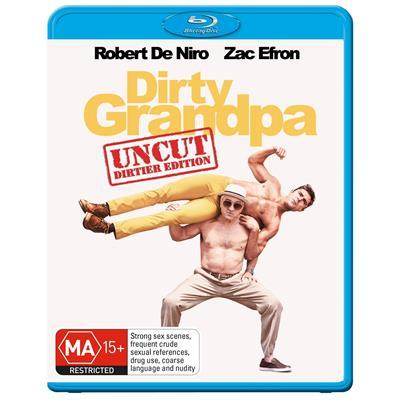 Dirty Grandpa on Blu-ray image