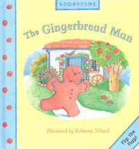 The Gingerbread Man by Kilmeny Niland image
