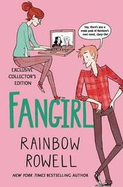 Fangirl by Rainbow Rowell image