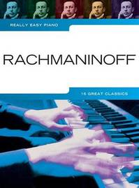 Really Easy Piano by Sergei Rachmaninoff