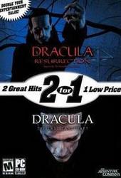 Dracula: Resurrection + Dracula 2: Last Sanctuary for PC Games