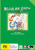 Regular Show - Season 7 on DVD