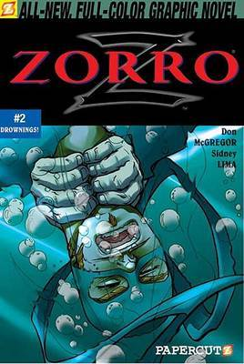 Zorro #2: Drownings by Don McGregor