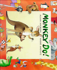 Monkey Do! by Allan Ahlberg image