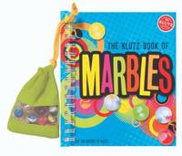 The Klutz Book of Marbles (Book + Marbles) by Klutz Press